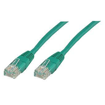 Valueline Utp-0008-1 gr Niet Afgeschermde Rj45 Cat 5e Netwerkkabel 1,00 M Groen