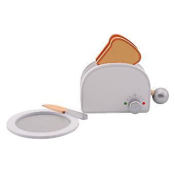 Jouéco aus Holz Toaster