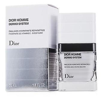 Christian Dior Homme Dermo System reparieren feuchtigkeitsspendende Emulsion - 50ml / 1.7oz