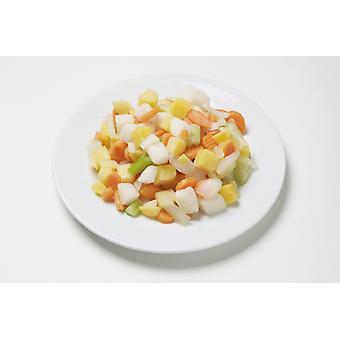 Greens Frozen Stew & Casserole Mixed Vegetables
