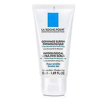 La Roche Posay Physiological Ultra-fine Scrub (sensitive Skin) - 50ml/1.69oz