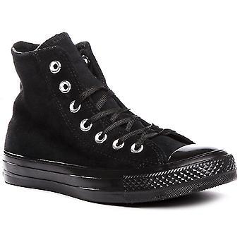 Converse Chuck Taylor All Star Mono Plüsch Wildleder 557952C universal ganzjährig Damen Schuhe