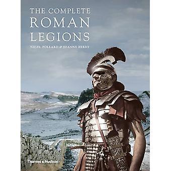 Komplett romerska legioner av Nigel Pollard - Joanne Berry - 97805002