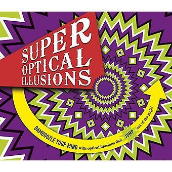 Super optiske illusjoner av Gianni A. Sarcone - 9781783122523 bok