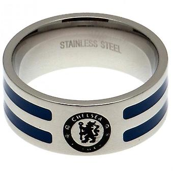 Chelsea FC Colour Stripe Ring