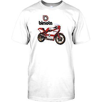 Bimota Einstufung Rennrad - coolen Herren-T-Shirt