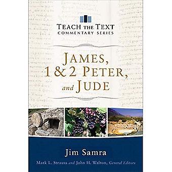 James, 1 & 2 Peter och Jude (undervisar Text kommentar serien) (undervisar Text kommentarer)