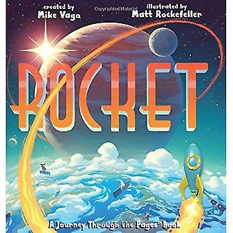 Raket: Een reis door de pagina's boek