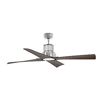 Faro - Winche store Chrome loft Fan med / uden lys FARO33482