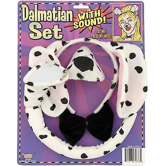 Dalmatische geluid Set