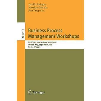 Business processo gestione officine Bpm 2008 International Workshop Milano Italia settembre 14 2008 rivisto Papers di Ardagna & Danilo