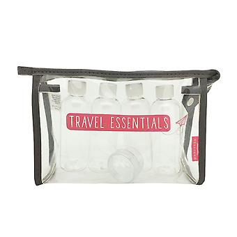 Danielle Paperplanes Wash Bag with Bottle