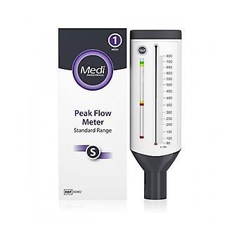 Medi Peak Flow Meter Std Range 60482 1