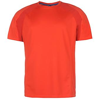 Salewa Mens Dryton Training T Shirt Crew Neck Short Sleeve T-Shirt Tee Top