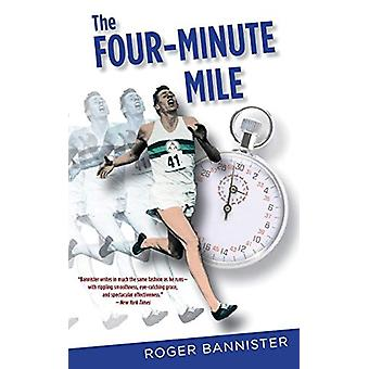 Four-Minute Mile by Roger Bannister - 9781493038756 Book