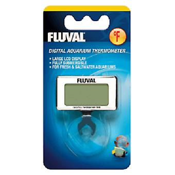 Thermomètre d'Aquarium Fluval Digital (Fahrenheit)
