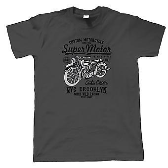 Super Motor camiseta para hombre - Motos regalo que papá