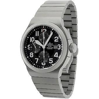 Zeno-watch mens watch RAID titanium chronograph 6454TVD-a1M