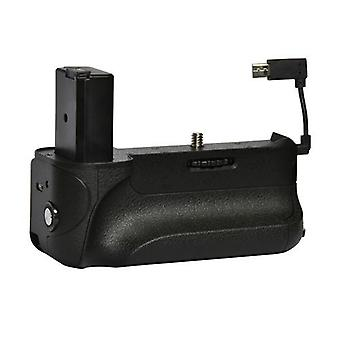 Dot.Foto batterijgrip: Ontworpen voor Sony Alpha a6000, werkt a6300 met batterij NP-FW50