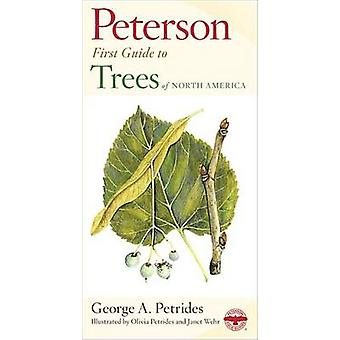 First Guide to Trees by Roger Tory Peterson - 9780395911839 Book