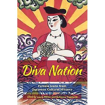 Diva Nation - Female Icons from Japanese Cultural History by Diva Nati