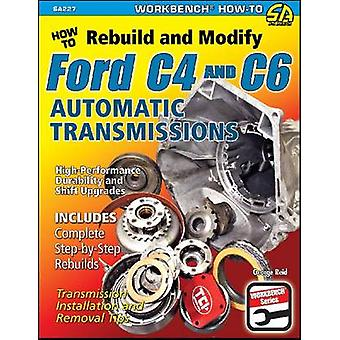 How to Rebuild and Modify Ford C4 and C6 Automatic Transmissions - Inc