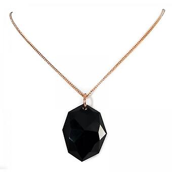 Lola Rose Black Agate Coralie Necklace  1M0092-002000