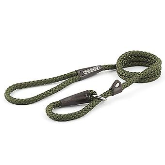 Corde de nylon Slip plomb vert