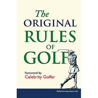 De ursprungliga reglerna för Golf av Dale Concannon - Tony Jacklin - 9781851