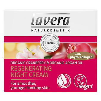 Lavera Regenerating Nattkräm, 50ml