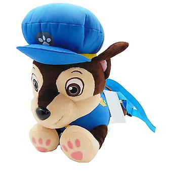 Plush Backpack - Paw Patrol - Chase Blue Soft Doll Bag New 659622