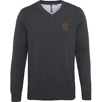 Queens Alexandra Royal Army Nursing Corps - Veteran - Licensed British Army Embroidered Jumper