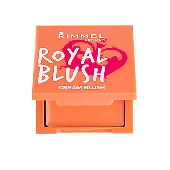 Rimmel London Rimmel Royal Blush Cream Blush 3.5g Peach Jewel #001