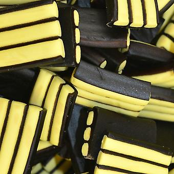 1 Bag of Banana Flavoured Liquorice