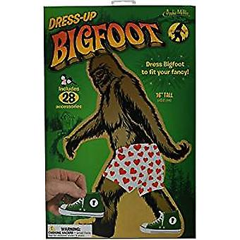 Game - Archie McPhee - Bigfoot Dressup New 12485