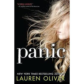 Panic by Lauren Oliver - 9780062014566 Book