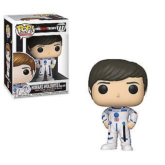 Funko 38578 POP TV: Big Bang Theory-Howard Collectible