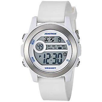 Armitron Clock Donna Ref. 45/7104WHT