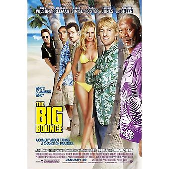 Big Bounce (Double Sided Regular) (2004) Oryginalny plakat kinowy