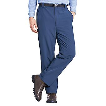 Chums Water Resistant Anti Pill Fleece Lined 2 Way Stretch Trouser Pants