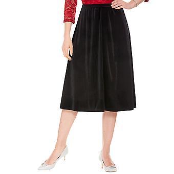 Chums Ladies Velour Skirt
