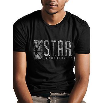 DC Comics Flash Tv - Star Labs Logo T-Shirt
