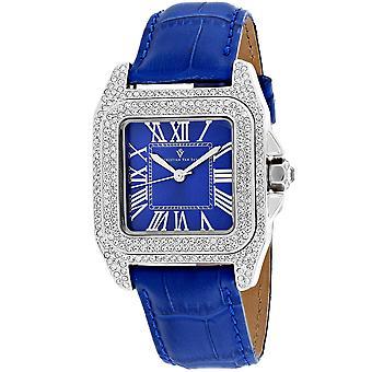 Christian Van Sant Mujeres's Radieuse Reloj de marcación azul - CV4421