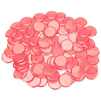 100 Pack Rosa Bingo Chips