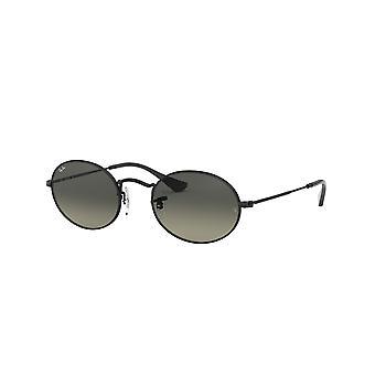 Ray-Ban RB3547N 002/71 svart/grå gröna solglasögon