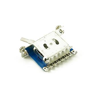 WD Music Metric-sized Enclosed-style Replacement Telecaster 3 Way Switch