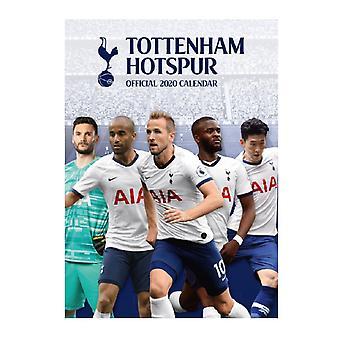 Tottenham 2020 officiële wandkalender