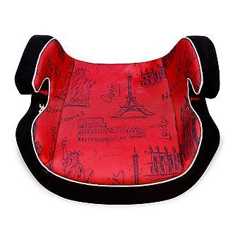 Lorelli sæde forøgelse venture gruppe 2/3, armlæn, 4 til 12 år (15-36 kg)