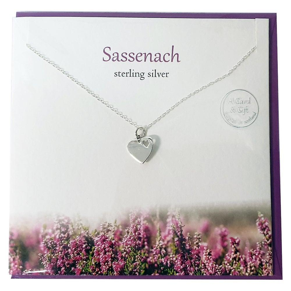 The Silver Studio Sassenach Pendant