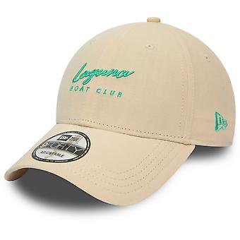 New Era 9Forty Cap - Laguna Boat Club peach
